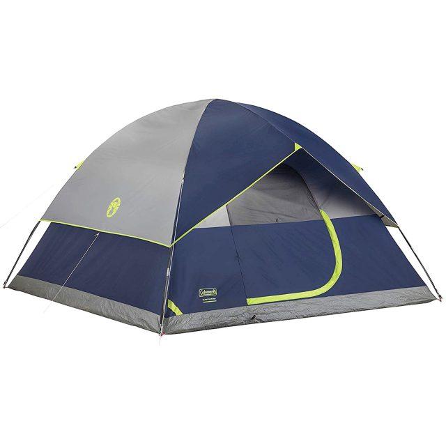 Coleman Sundome Tent (navy/grey)