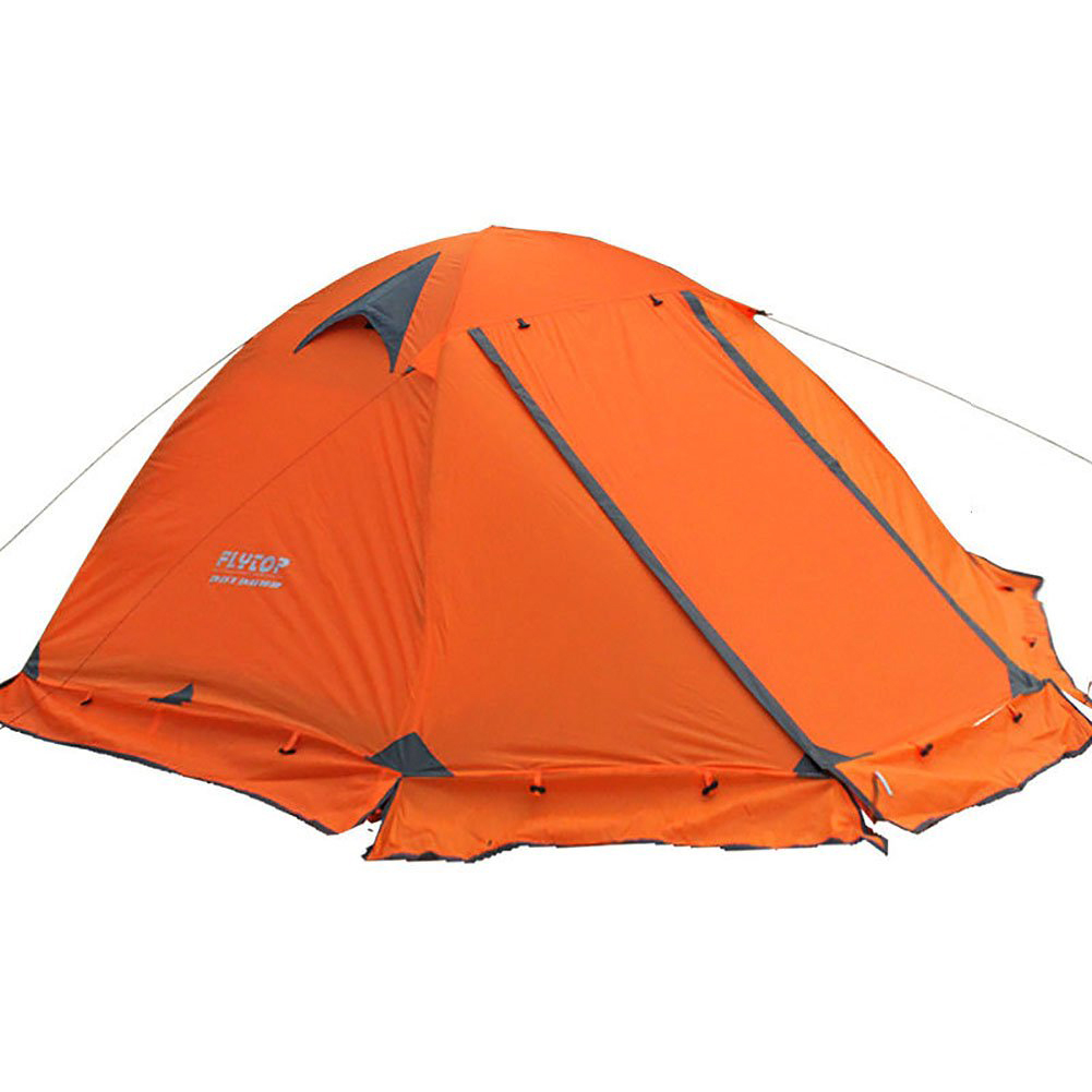 FLYTOP 3-4 Season 1-2-person Double Layer Backpacking Tent