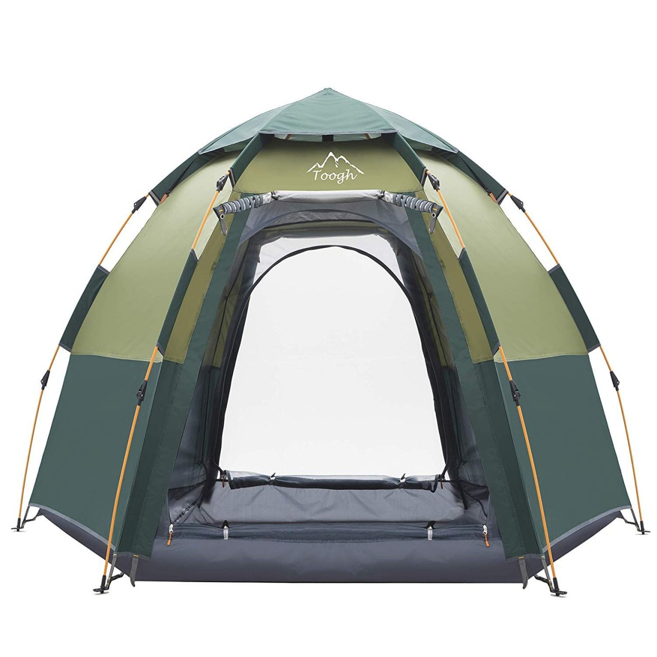 Toogh 3-4 Person Camping Tent Backpacking Tents