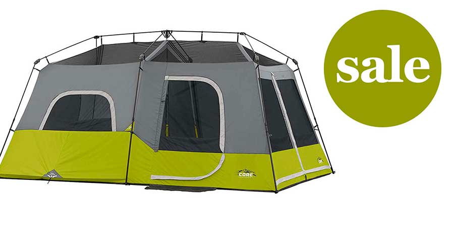 CORE 9 Person Cabin Tent