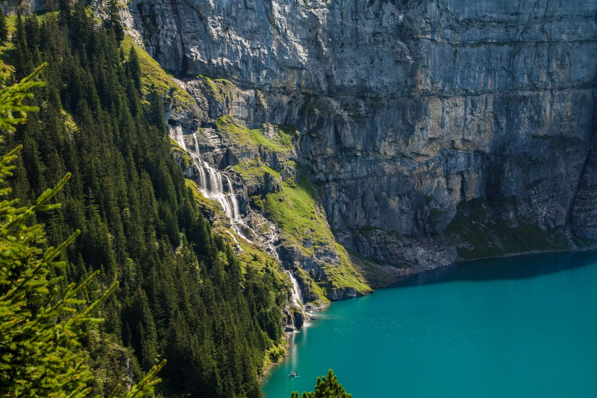 Switzerland – Lauterbrunnen valley